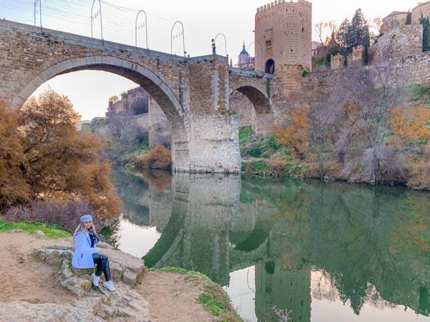 Puente de Alcantara - O que fazer em Toledo
