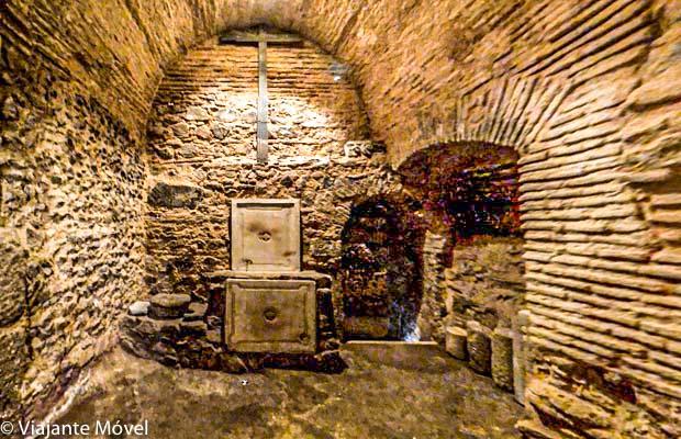 O que fazer em Toledo - Termas Romanas