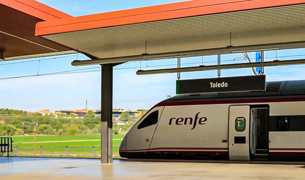 Como chegar em Toledo - trem bala