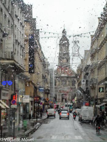 Paris na chuva