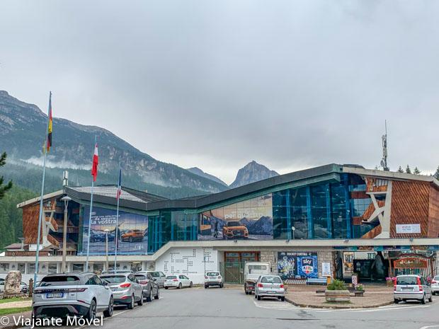 O que fazer em Cortina d'Ampezzo na Itália