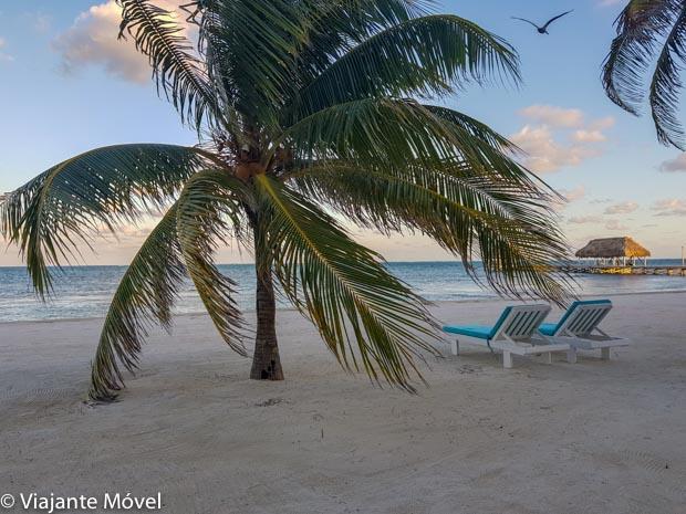 Belize, Mar do Caribe