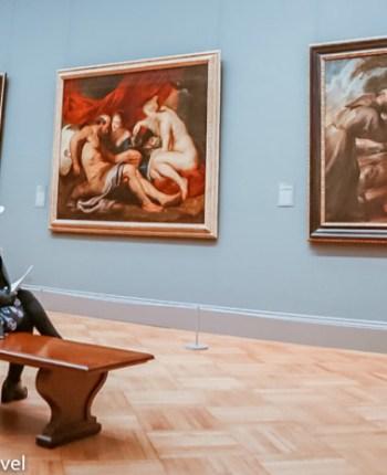 Visitando atrações online - Viaje sem sair de casa