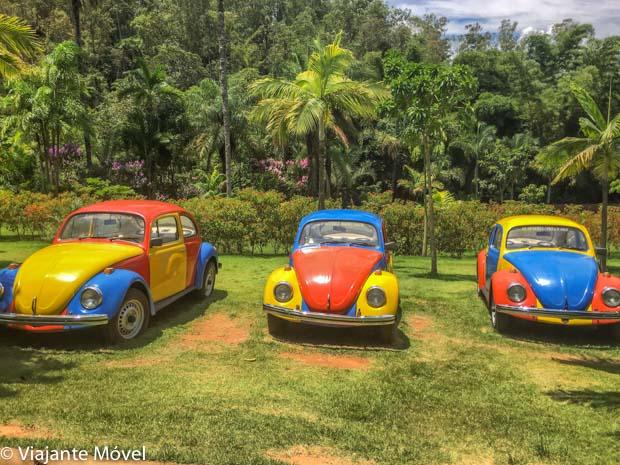 Inhotim, museu em céu aberto em Minas Gerais