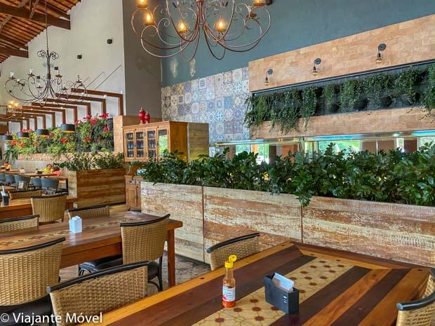 Restaurante Celinha parada na estrada 040 de Minas Gerais