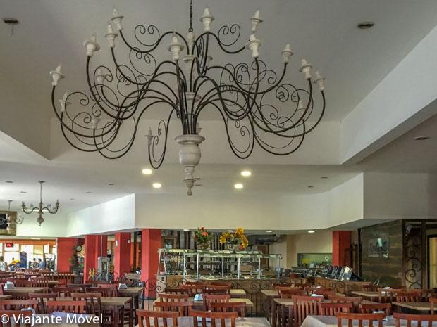 Restaurante Rose Lanches em Barbacena - Minas Gerais