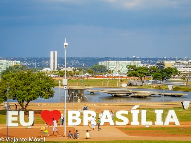 Roteiro Romântico em Brasília
