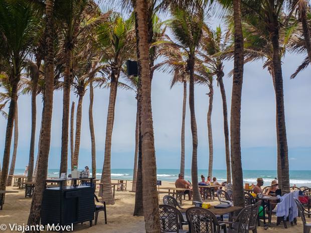 Onde ficar na praia do Porto das Dunas no Litoral Leste do Ceará
