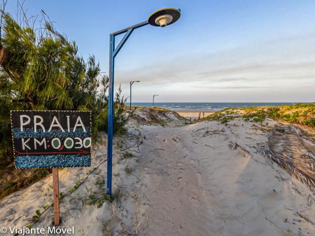 O que fazer na praia de Tremembé no Ceará
