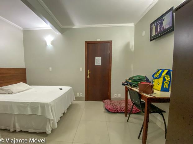 Hotel Minas - Onde ficar em Três Marias, Minas Gerais