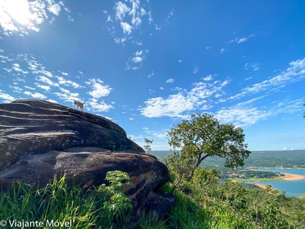 Vista do Mirante - O que fazer em Três Marias em Minas Gerais