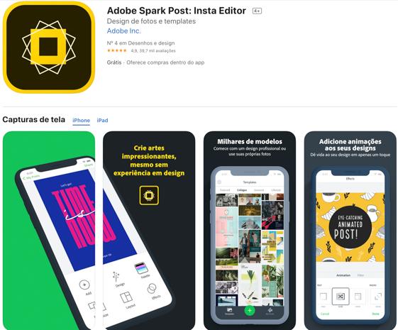 Como crescer no instagram com esses aplicativos para stories