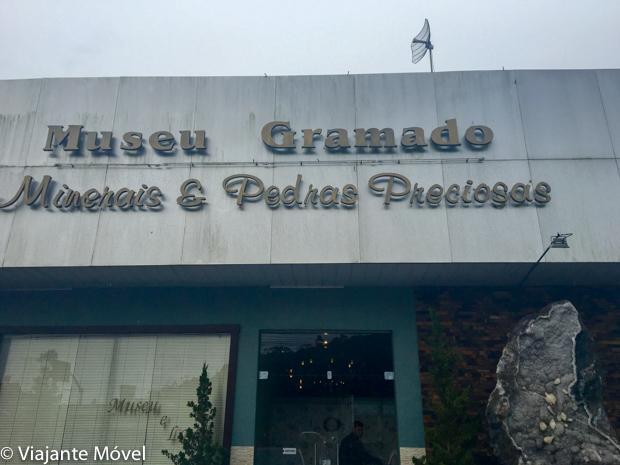 Museu de Minerais e Pedras Preciosas em Gramado