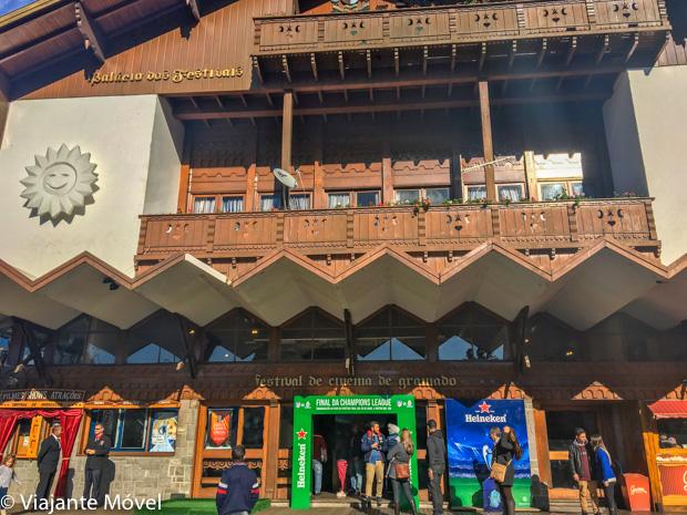O que fazer em Gramado : Palácio dos Festivais