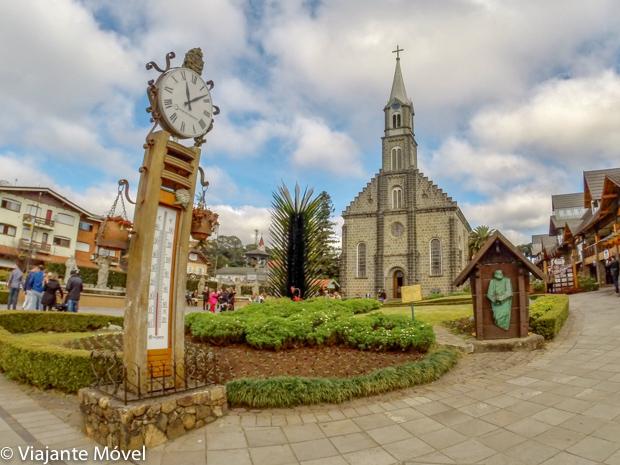 O que fazer em Gramado e Canela: Paróquia de São Pedro