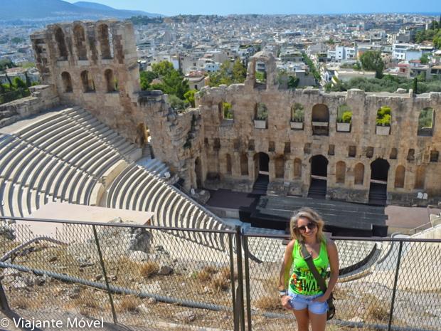 Principais atrações para visitar em Atenas na Grécia