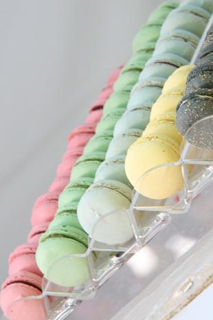 Macarons o doce mais famoso da França