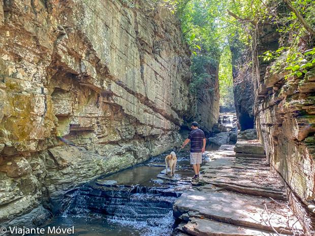 Viagem com cachorro em Três Marias em Minas Gerais
