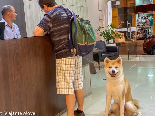 Hotel pet friendly em Minas Gerais