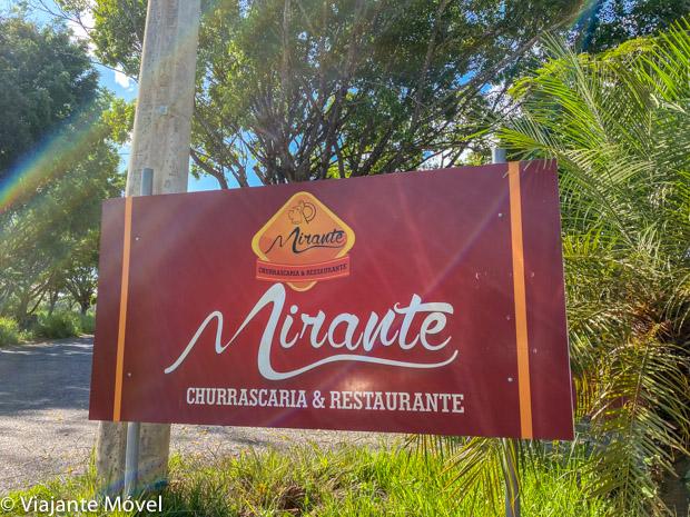 Restaurante pet friendly em Três Marias em Minas Gerais