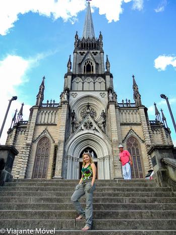 O que fazer em Petrópolis - Catedral de São Pedro de Alcântara