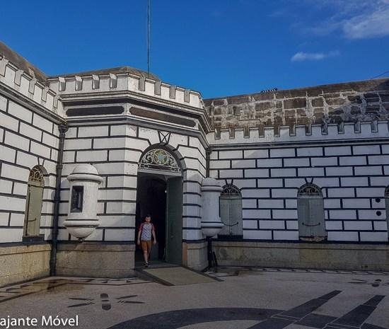 Forte de Copacabana e o Museu Histórico do Exército, Rio de Janeiro