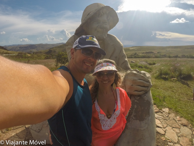 Como chegar na Serra do Cipó em Minas Gerais