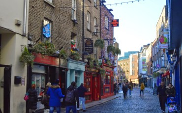 1 mês de intercâmbio em Dublin
