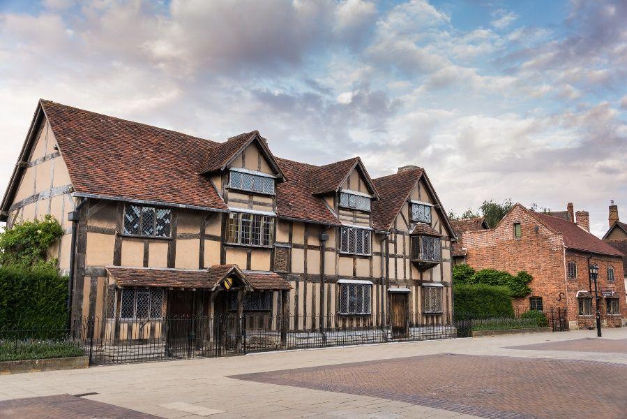 Resultado de imagen de casa de shakespeare stratford