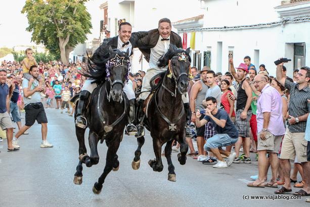 Fiestas en Menorca
