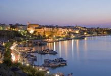 Mahón es la capital de Menorca