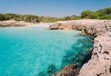 Las mejores playas vírgenes de Menorca