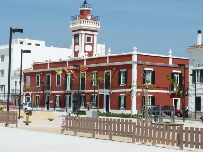 Arquitectura británica en Menorca