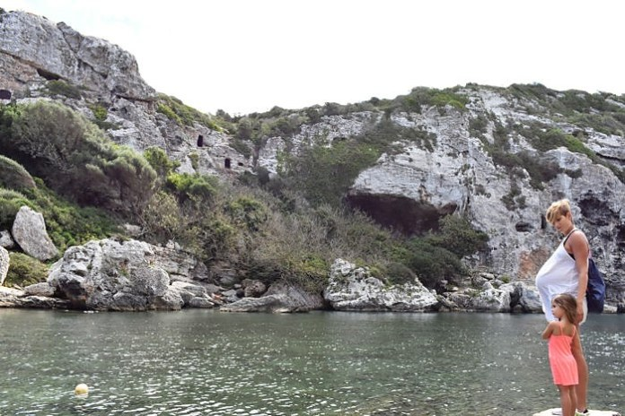 Qué tener en cuenta si viajas a Menorca con niños