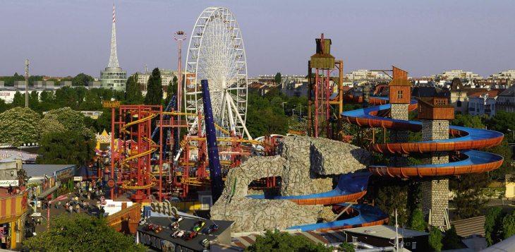 Prater Viena – Horario, precios, como llegar, Parque de ...