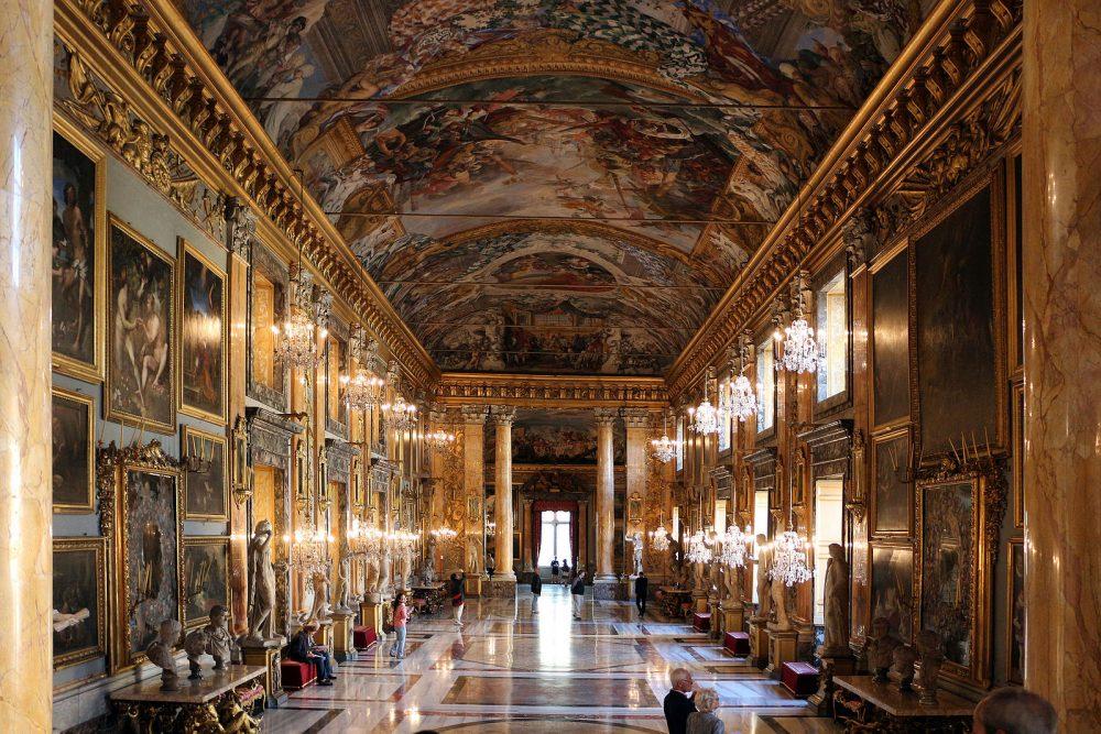 Palacio Colonna en Roma