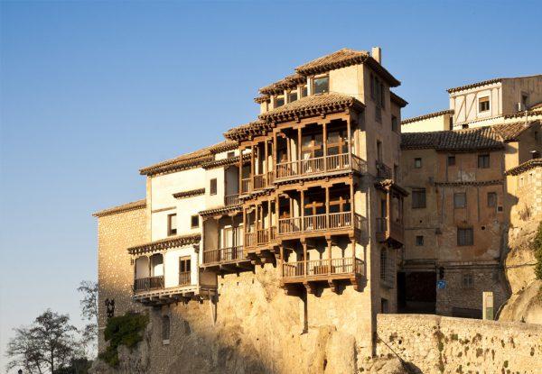 Casa Colgadas en Cuenca