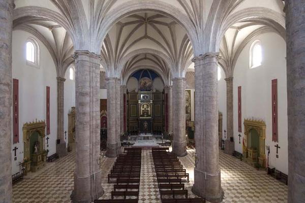 Iglesia Madre de Dios de Almagro