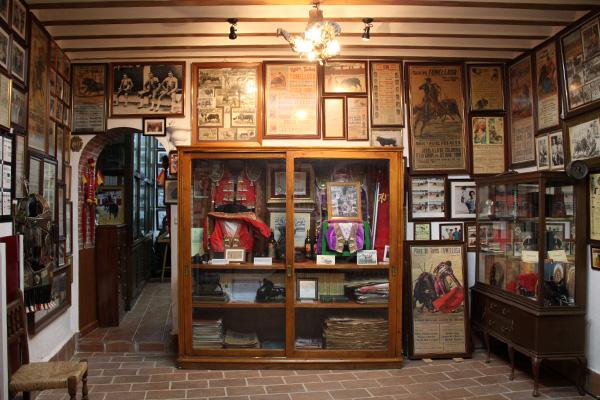 museo taurino tomelloso