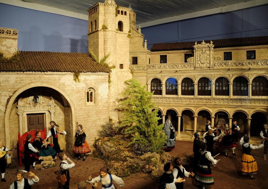 Museo Artes Decorativas Navidenas San Clemente foto de Jorge Montero