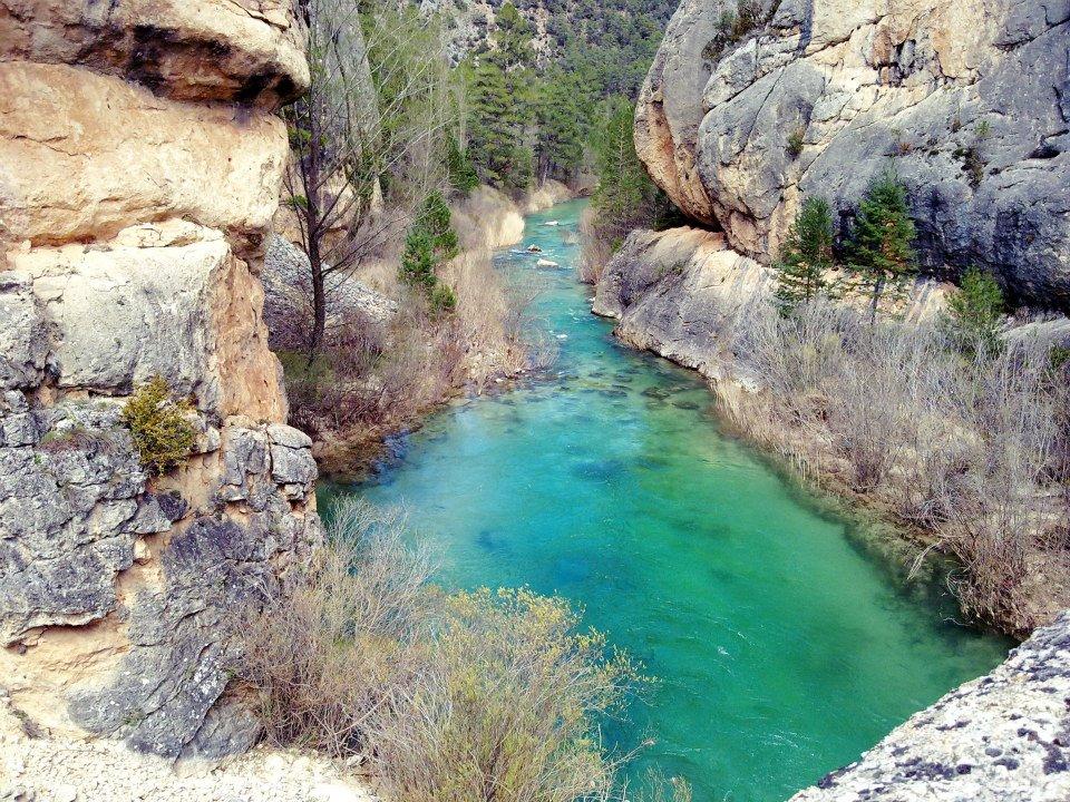 Parque Natural Alto Tajo foto de Celalulli Wikimedia Commons