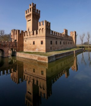 Castello Bentivoglio en Bentivoglio