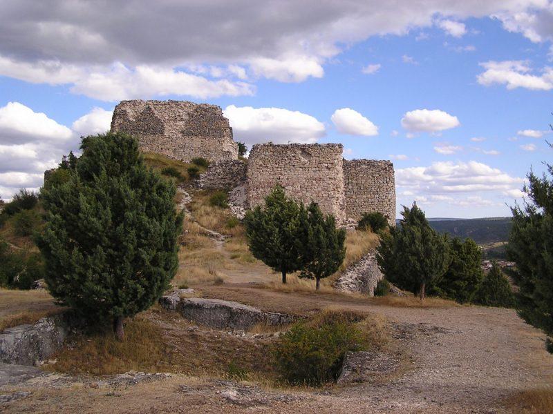 Castillo de Rochafrida en Beteta foto Ayuntamiento de Beteta