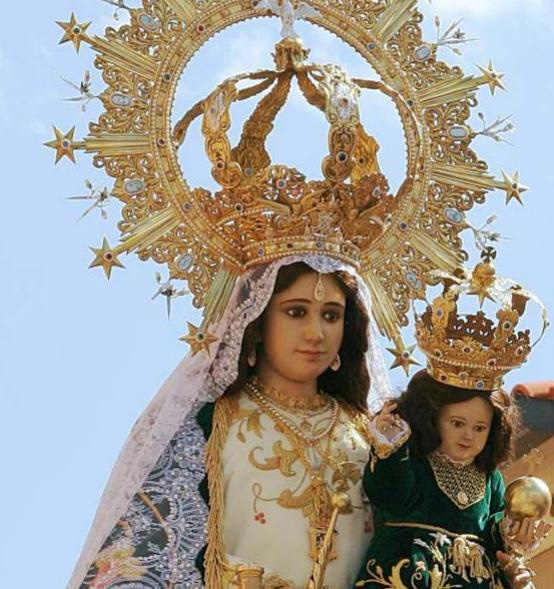 Virgen de Rus San Clemente