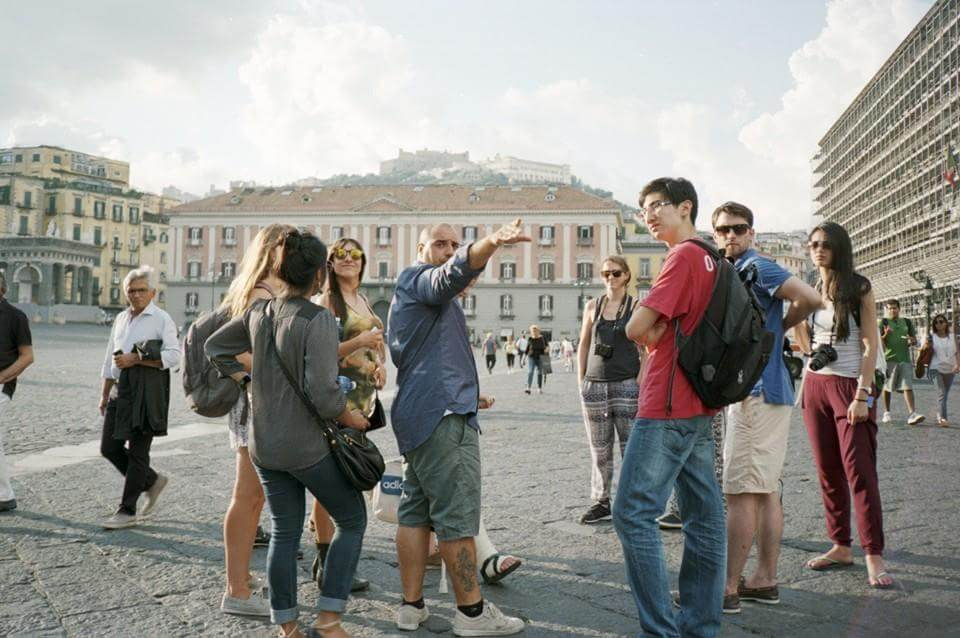Free Walking Tours Napoli