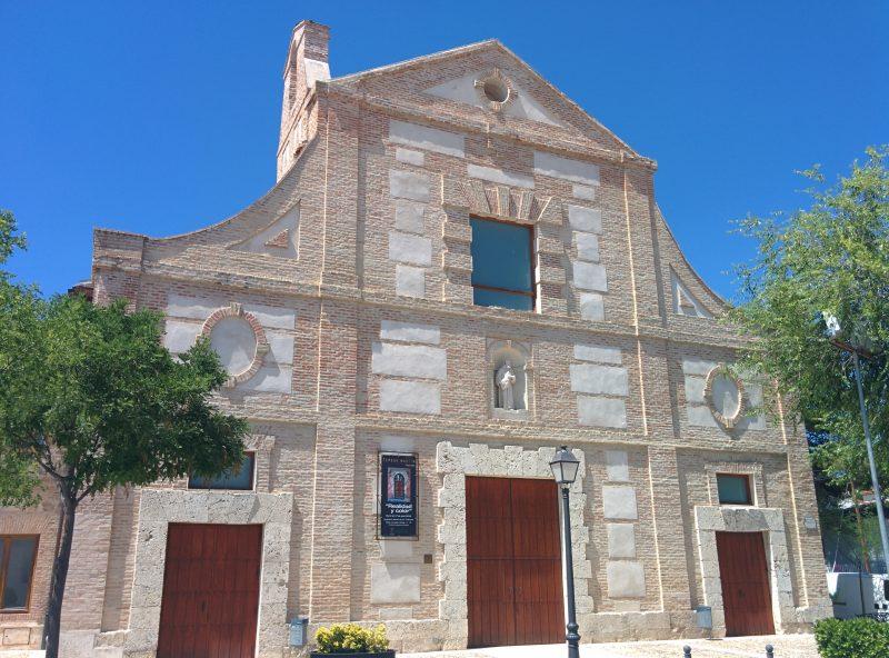 Convento de los Capuchinos en Esquivias foto de Ruben Ojeda