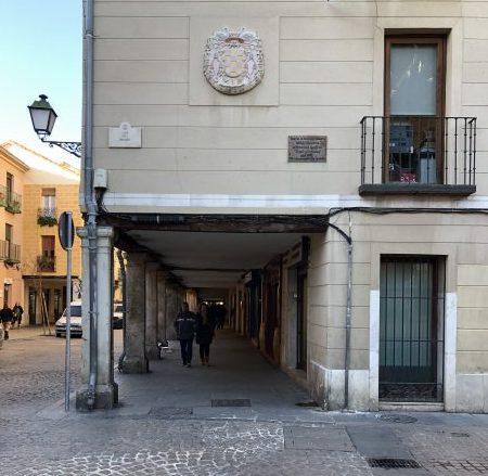 Casa de la Calzonera Alcalá de Henares