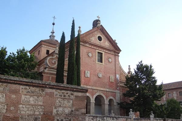 Colegio Convento de los Trinitarios Descalzos Redentores de Cautivos en Alcalá de Henares