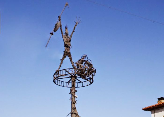 Monumento a Don Quijote en Esquivias