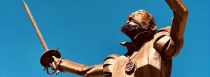 Viajar con Cervantes